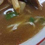 いのたに - スープのアップ
