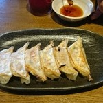 麺や 六三六 大須本店 - 餃子