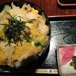 樞 - 親子丼 1,100円