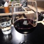 ビストア - 赤ワイングラス