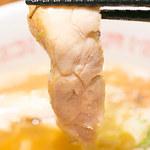 SUPER MEN - 鶏SOBAチャーシュー