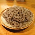 石臼挽き手打 蕎楽亭 - 十割蕎麦