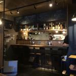 087cafe - 店内の雰囲気