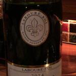 ビストロゴキゲン鳥 - 赤ワイン