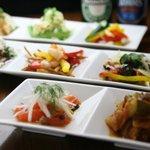 トーキョーピープルズカフェ - 料理写真:DELIの盛り合わせ