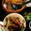 錦 いな葉 - 料理写真:特上ひつまぶし3200円(お刺身・肝吸付き)