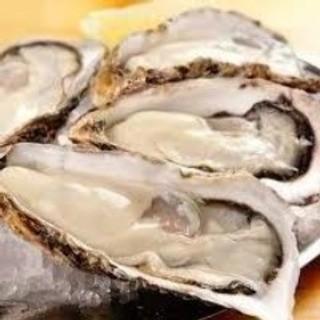 全国各地から仕入れている牡蠣