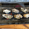 竹崎海産 - 料理写真:竹崎牡蠣です。