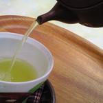 Green Tea Fields -