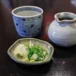蕎仙坊 - 薬味☆