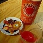 シュガー マーケット - 店長さんお薦めの佐賀シリーズ、 イメージ 15  その中でも、このブラッドオレンジは、確かに美味しかった♥