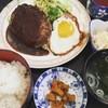 来夢来人 - 料理写真:ハンバーグ定食