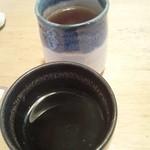 甘味喫茶 おかげ庵 - お茶が出ます。