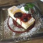 47376720 - ベイクドチーズケーキ