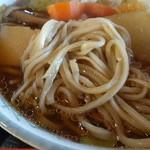 竜神庵 - 料理写真:けんちんそば