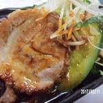 中華料理 栄香楼 - チャーシュー600円