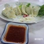 中華料理 栄香楼 - 水餃子460円