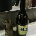 悦ちゃん - 泡盛ボトルを