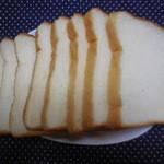 サンマロン - サンロマン食パン8枚切  ¥220+税