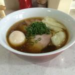 ラーメン星印 - 料理写真:特製醤油ラーメン