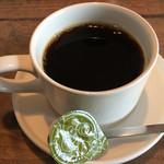 47378888 - ファルヴェさんの深煎りブレンドコーヒー。