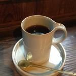 工場跡事務室 - コーヒー