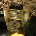 47380259 - 梅酒ソーダ