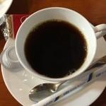 カフェ リトル・ウィング - ホットコーヒー(トラジャブレンド) 400円