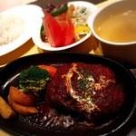 洋食屋ゼペット - ポークコルドンブル