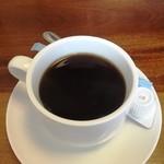 きらく屋 - 食後のコーヒー(+100円)