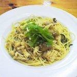 ラ・ポルタ - 2006年か2007年、鱧と茄子のスパゲティ