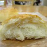 モンタボー - ベーカーズロール(チーズ&チーズ)断面アップ