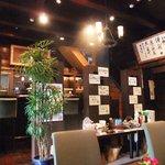 蔵カフェ - 店内