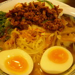 喜多方ラーメン麺小町 - 冷やし坦々麺