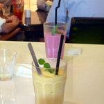 カフェ イット - ブラックベリーとマンゴースペシャル