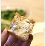 わたしのサラダ製作所。マイサラダファクトリー - Sサイズのパン