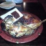 西新酒場 一期 - 名物 炎の一期鶏