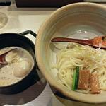 ほそ道 - 【柚子なんばつけめん + 味玉】¥830 + ¥100