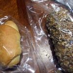 フリアンディーズ - 塩パン100円、ゾンネン300円