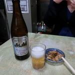 来来来 - ビール500円