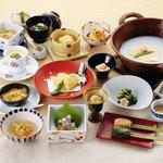 梅の花 - 料理写真:梅の花膳