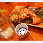 日本晴ルTOKOTON - 燻製カマ焼き マスタードが合います*\(^o^)/*