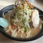 味の時計台 - 野菜味噌ラーメン