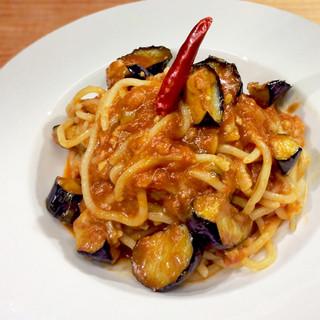 【大人気!】十勝産小麦を使った生スパゲティ