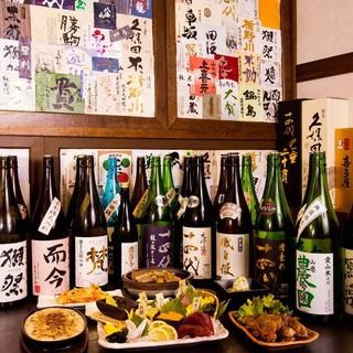 虎ノ門に「日本酒原価酒蔵」がオープン!