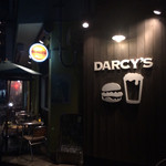 BEER&BURGER DARCY'S - 2016.2