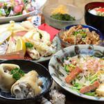 酒菜 一兆 - 沢山の沖縄食材が楽しめる
