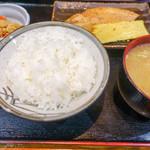 魚谷 - 定食セット。満足です!