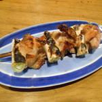 田楽 - 2016.1:鶏串 塩