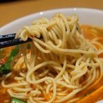 味仙 - モチプツ麺